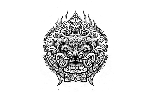 Brong Bobinli Dövme Makinesi Logo