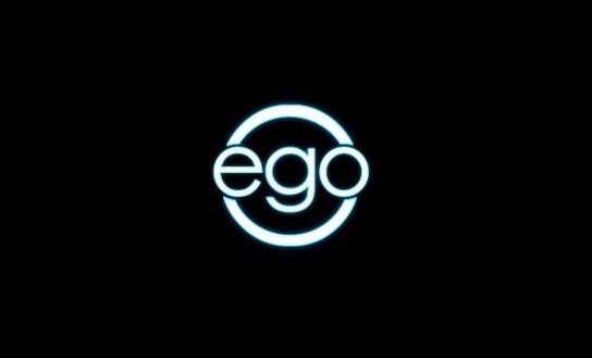 EGO Rotary Dövme Makinesi Logo